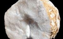 Alabaster Material Boulder