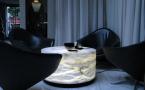 Alabaster Furnitures Atelier Alain Ellouz