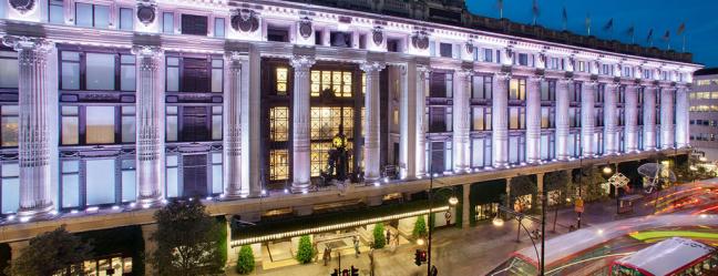 Alabaster by Arastone. Luxury Selfridges London.